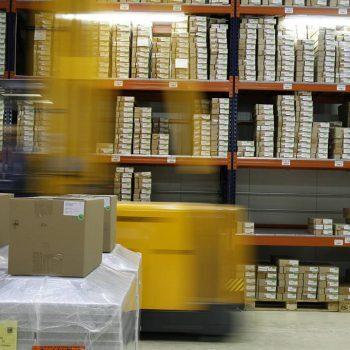 Logistik mehr als Regale und Lagerplätze. Die Geschichte, Definition, Aufgaben und Ziele erklärt auf www.andreasgoetzer.de